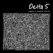 Delta 5 - Singles & Sessions 1979-1981 (Black/White On Clear Vinyl) (LP)