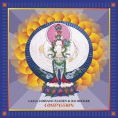 Palden, Lama Lobsang & Jim Becker - Compassion (LP)