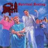 Death - Spiritual Healing (Custom Butterfly With Splatter Vinyl) (LP)