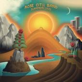 Rose City Band - Summerlong (Clear Orange / Blue Vinyl) (LP)