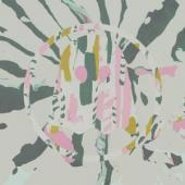Various - Ghostly Swim 3 (Green/Pink Marbled Vinyl) (2LP)