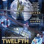 Shakespeares Globe Emma Rice - Twelfth Night (DVD)