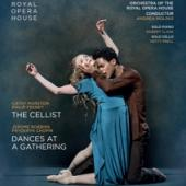 The Royal Ballet Andrea Molino - Dances At A Gathering/The Cellist (DVD)