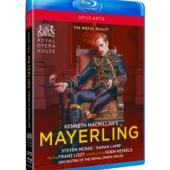 Royal Opera House Ballet & Orchestr - Kenneth Macmillans Mayerling (BLURAY)