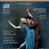 The Royal Ballet Andrea Molino - Dances At A Gathering/The Cellist (BLURAY)