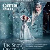 Scottish Ballet Jean-Claude Picard - The Snow Queen (BLURAY)