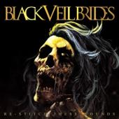 Black Veil Brides - Re-Stitch These Wounds (Clear With Yellow & Black Vinyl) (LP)