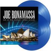 Bonamassa, Joe - Live At The Sydney Opera House (Blue Vinyl) (2LP)