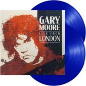 Moore, Gary - Live From London (Light Blue Vinyl) (2LP)