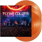 Flying Colors - Third Stage (Live In London) (Orange Vinyl) (3LP)