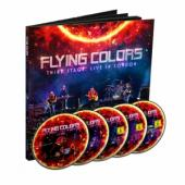Flying Colors - Third Stage (Live In London) (2CD+BLRY+2DVD)
