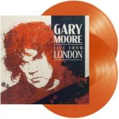 Moore, Gary - Live From London (Orange Transparent Vinyl) (2LP)