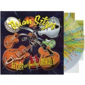 Setzer, Brian - Setzer Goes Instru-Mental! (.. Instru-Mental! Splatter Vinyl / 180Gr.) (LP)