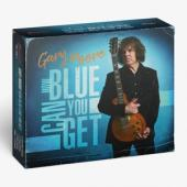 Moore, Gary - How Blue Can You Get (Incl. Sticker/Coasters/Postcard/Picks)