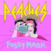 Peaches - 7-Pussy Mask (12INCH)