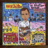 Chilton, Alex And Hi Rhyt - Boogie Shoes: Live On Beale Street (LP)