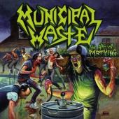 Municipal Waste - Art Of Partying (LP)