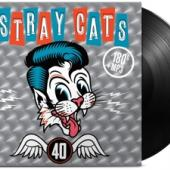 Stray Cats - 40 (LP)
