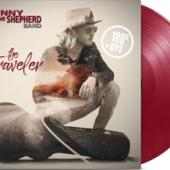 Shepherd, Kenny Wayne - Traveler (Burgundy Red Vinyl) (LP)