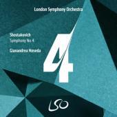 London Symphony Orchestra Gianandre - Shostakovich Symphony No. 4 (SACD)