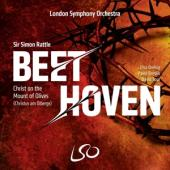 London Symphony Orchestra Sir Simon - Beethoven Christ On The Mount Of Ol (SACD)