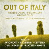 Phoebe Carrai Beiliang Zhu - Out Of Italy CD