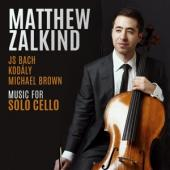 Matthew Zalkind - Music For Solo Cello