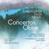 Mary Lynch Harrison Linsey - Concertos For Oboe
