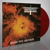 Nightfall - Parade Into Centuries (Bloody Mary Coloured Vinyl) (LP)