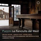 Foster, Lawrence / Melody - Puccini: La Fanciulla Del West (2CD)