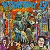 Wednesday 13 - Spook & Destroy (LP)