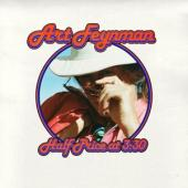 Feynman, Art - Half Price At 3:30 (Red Velvet Vinyl) (LP)