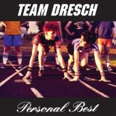 Team Dresch - Personal Best TRANSPARANT WITH BLACK & YELLOW SPLATTER VINYL