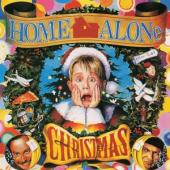 Ost - Home Alone Christmas (Red & Green Christmas Party Swirl Vinyl) (LP)