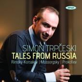 Simon Trpceski - Simon Trpceski Tales From Russia