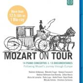 Mozart, W.A. - Mozart On Tour (BLURAY)