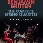 Britten, B. - Complete String Quartets (DVD)