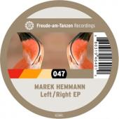 Hemmann, Marek - Left / Right (LP)