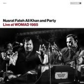 Nusrat Fateh Ali Khan - Live At Womad 1985 (LP)