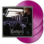 Evergrey - A Night To Remember (Clear Purple Vinyl) (3LP)