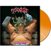 Tankard - B-Day (Clear Orange Vinyl) (LP)