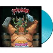 Tankard - B-Day (Clear Blue Vinyl) (LP)