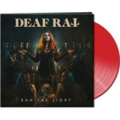 Deaf Rat - Ban The Light (Clear Red Vinyl) (LP)