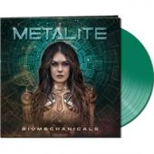 Metalite - Biomechanicals (Green Vinyl) (LP)