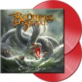 Brothers Of Metal - Emblas Saga (Red Vinyl) (2LP)