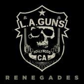 L.A. Guns - Renegades (Blue Transparent Vinyl) (LP)