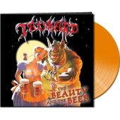 Tankard - Beauty And The Beer (Clear Orange Vinyl) (LP)