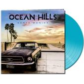 Ocean Hills - Santa Monica (Clear Light Blue Vinyl) (LP)