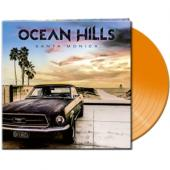 Ocean Hills - Santa Monica (Clear Orange Vinyl) (LP)