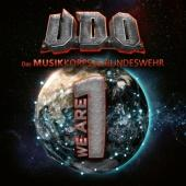 U.D.O. - We Are One (Clear Red Vinyl) (2LP)